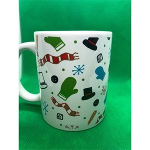 Other - Wintery Coffee Mug